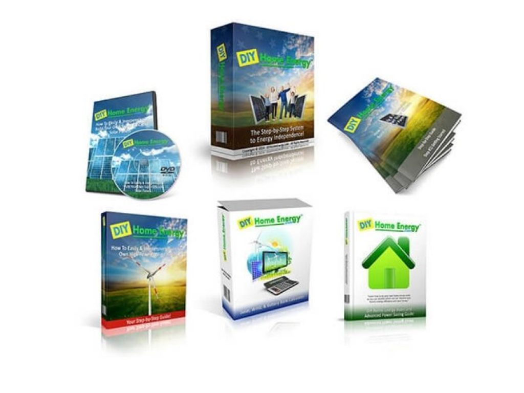 What is DIY Home Energy System?