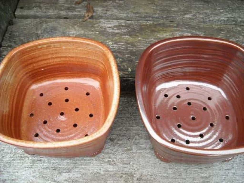 Pots with Drainage
